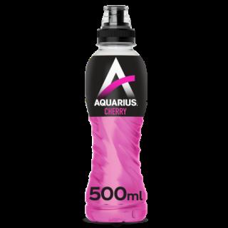 Aquarius Isotonic Cherry Pet 50 CL